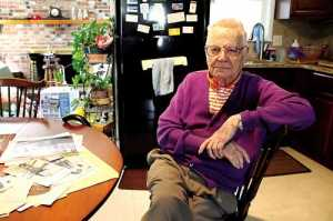 Jake Schaad, possibly the country's oldest working journalist, profiled by Christie for the Wildwood Leader